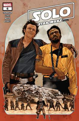 Solo. A Star Wars Story (Comic Book) #6