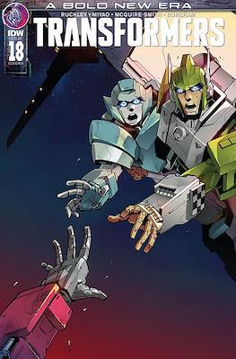 Transformers (2019) (Comic Book) #18