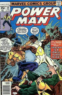 Hero for Hire/Power Man Vol.1 (1972-1978) (Grapa, 32 págs.) #49