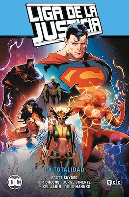 Liga de la Justicia de Scott Snyder y James Tynion IV (Cartoné 144 pp) #2