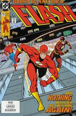 The Flash Vol. 2 (1987-2006) (Comic Book) #75