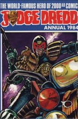 Judge Dredd Annual #4