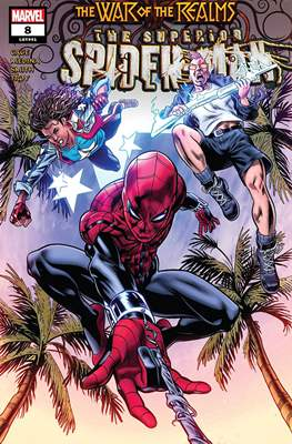 The Superior Spider-Man Vol. 2 (2018-...) #8
