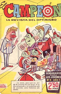 El Campeón (1960) (Grapa) #8