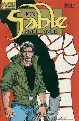 Jon Sable, Freelance #34