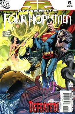 52 Aftermath: The Four Horsemen (2007-2008) (Comic Book) #6