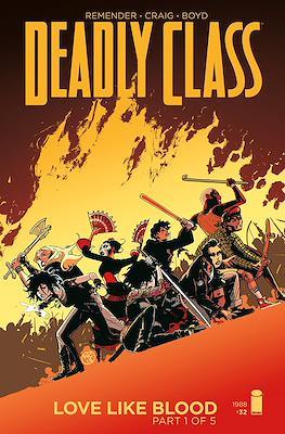 Deadly Class (Comic-book) #32