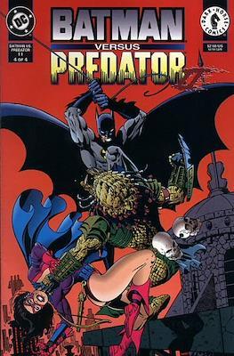 Batman versus Predator II (Comic Book) #4