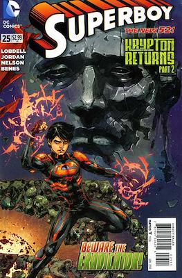 Superboy New 52 #25
