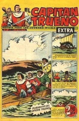 El Capitán Trueno Extra (Grapa, 40 páginas (1960-1968)) #46