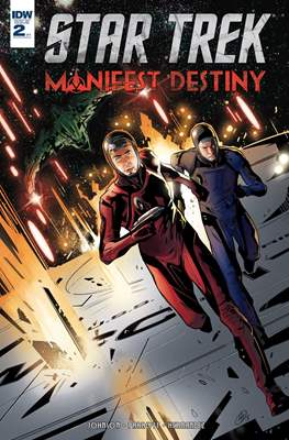 Star Trek: Manifest Destiny (Comic-book / Digital) #2