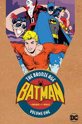 Batman in The Brave and the Bold: The Bronze Age