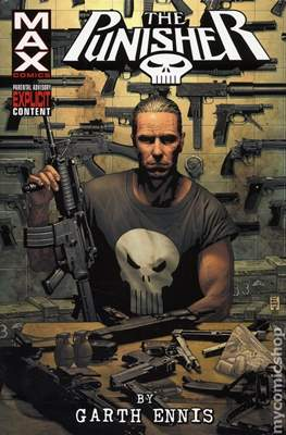 The Punisher Max by Garth Ennis (Hardcover 864-1008 pp) #1