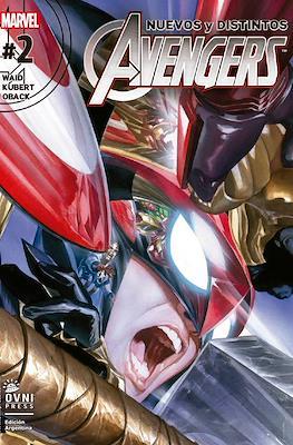 Nuevos y Distintos Avengers (Rústica) #2