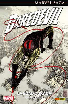 Marvel Saga: Daredevil (Cartoné) #12