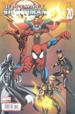 Ultimate Spiderman Vol. 2 (2006-2010) #20