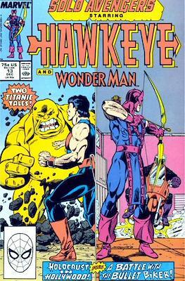 Solo Avengers / Avengers Spotlight (Comic book) #13