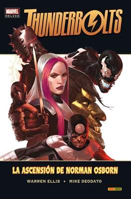 Thunderbolts. La ascensión de Norman Osborn - Marvel Deluxe