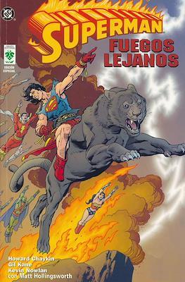 Superman Fuegos Lejanos