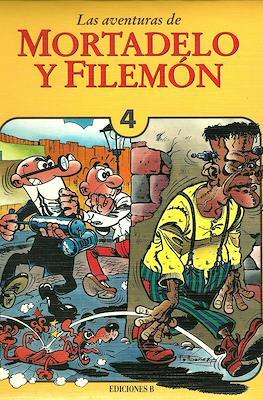 Las aventuras de Mortadelo y Filemón (Cartoné) #4