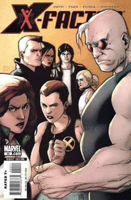 X-Factor Vol. 3 (Saddle-stitched) #20