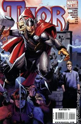 Thor / Journey into Mystery Vol. 3 (2007-2013) (Comic-Book) #600