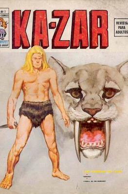 Ka-Zar Vol. 2