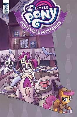 My Little Pony: Ponyville Mysteries (Comic-book) #2