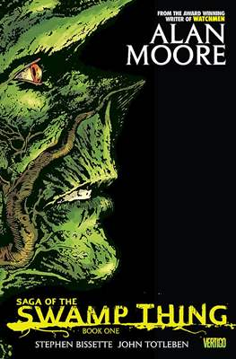 Saga of the Swamp Thing (Softcover 168-248 pp) #1