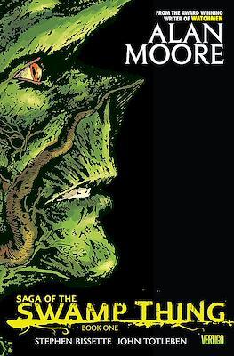 Saga of the Swamp Thing #1