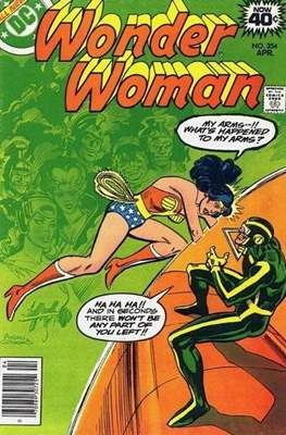 Wonder Woman Vol.1 (1942-1986; 2020-) (Comic Book) #254