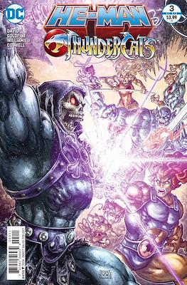 He-Man/Thundercats (Comic-book) #3