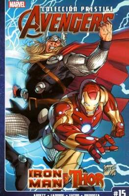Colección Prestige Avengers (Rústica 72 pp) #15