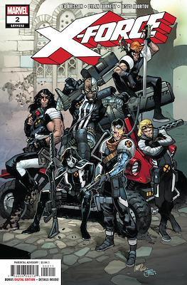 X-Force Vol. 5 (2018- ) (Comic Book) #2