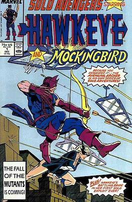 Solo Avengers / Avengers Spotlight (Comic book) #1