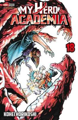 My Hero Academia (Rústica) #18