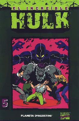 Coleccionable El Increíble Hulk (2003-2004) (Rústica. 80-96 páginas) #5