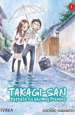 Takagi-san: Experta en bromas pesadas (Rústica con sobrecubierta) #1