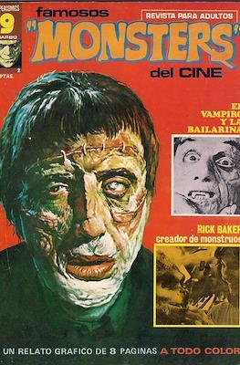 Famosos Monsters del Cine (Grapa , 66 páginas. 1975-1977) #2