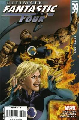 Ultimate Fantastic Four (Comic-Book) #39