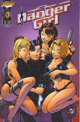 Danger Girl (Grapa 24 pp) #3
