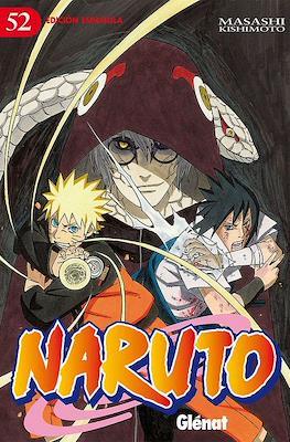Naruto (Rústica con sobrecubierta) #52
