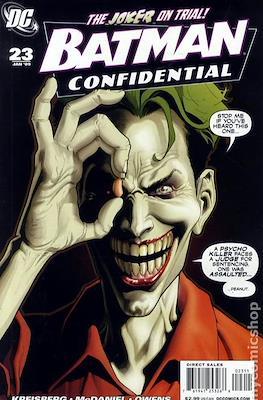 Batman Confidential (2007-2011) (Comic Book) #23