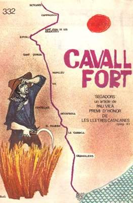 Cavall Fort #332
