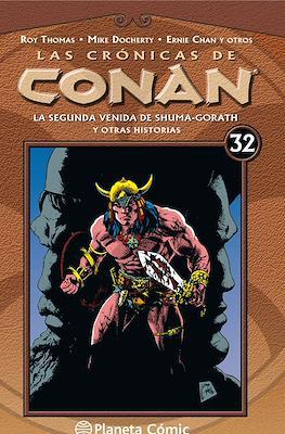 Las Crónicas de Conan (Cartoné 240 pp) #32