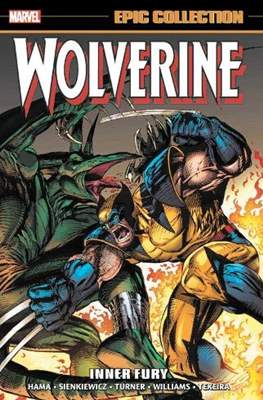 Wolverine Epic Collection (Softcover) #6