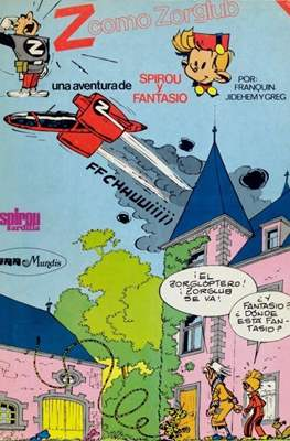 Las aventuras de Spirou y Fantasio