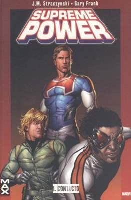 Supreme Power. MAX #1