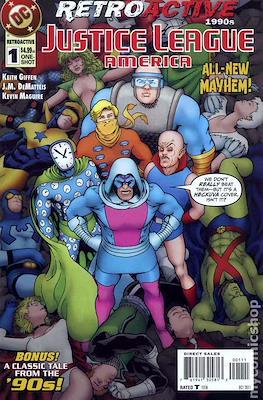 DC Retroactive Justice League of America 1990's