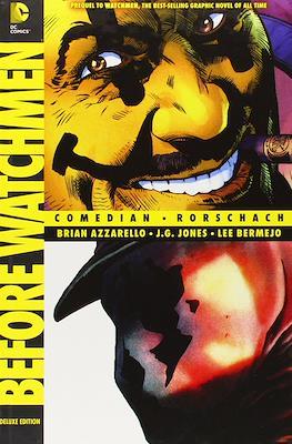Before Watchmen: Comedian / Rorschach